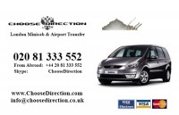 Minicab Taxi & London Airport Transfer
