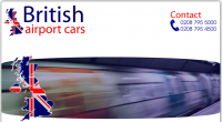 Taxi Transfers To and From All London Airports and Cruise Ports.